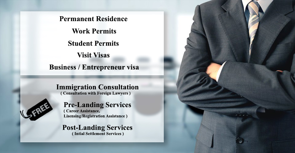 What We Offer | Immigration & Study Abroad Services