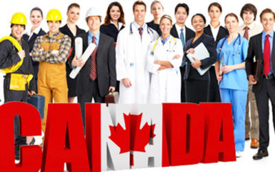 Work in Canada with  Canadian work permit